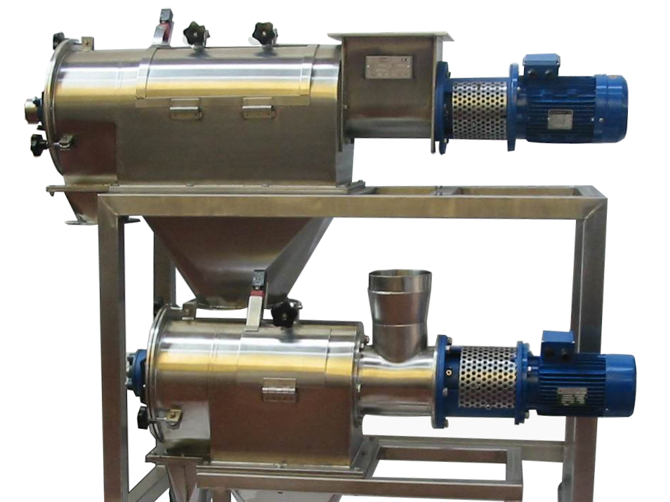 Rotary separator screen sieve