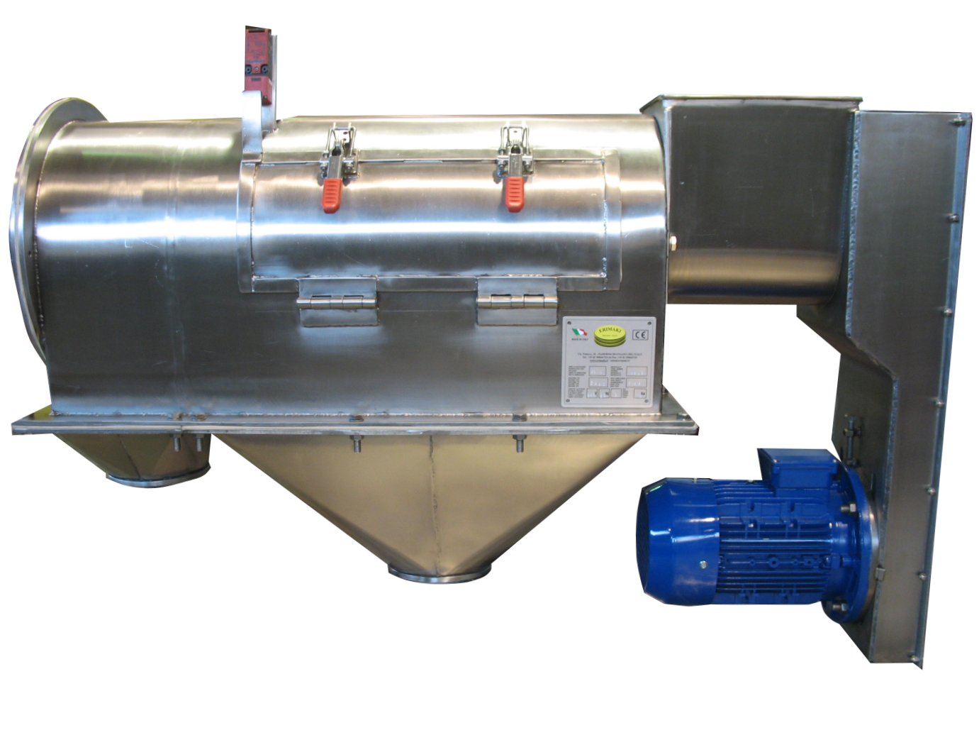 rotary sieve and separation machinery