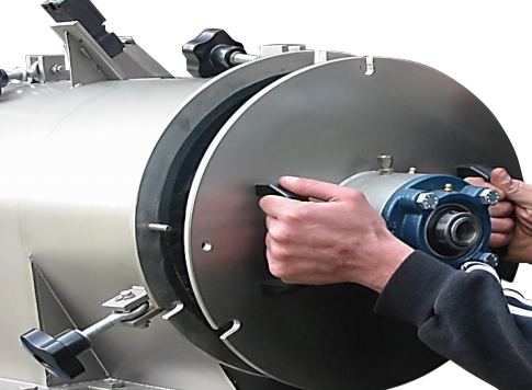 Rotary separator products in use